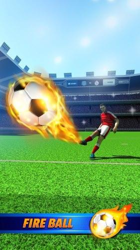 تحميل احدث لعبة كرة قدم مجانا للأندرويد Shoot 2 Goal
