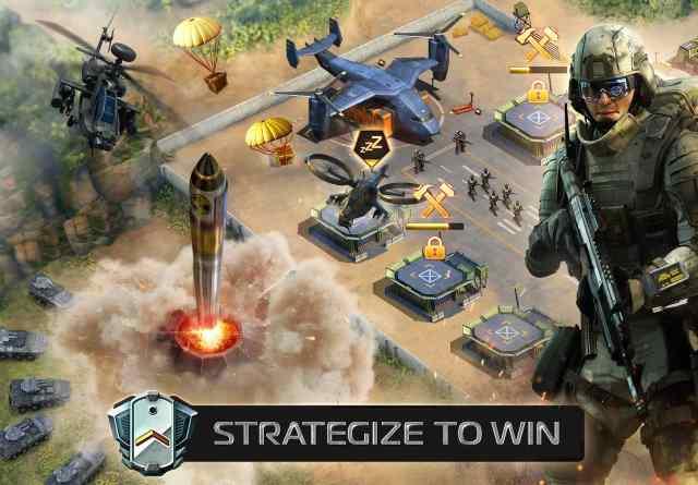 تحميل لعبة حرب الجيش الامريكي مجانا للاندرويد Soldiers Warfare