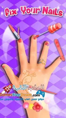 تحميل ألعاب صالون حلاقة وتجميل السيدات Girl Beauty Salon