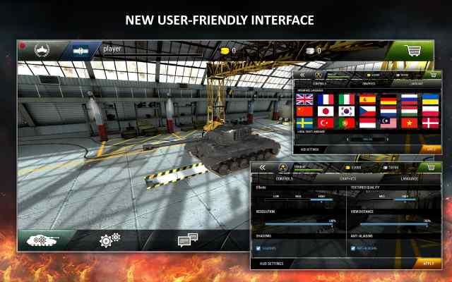 تحميل ألعاب حرب دبابات حقيقية مجانا برابط واحد Tanktastic tanks