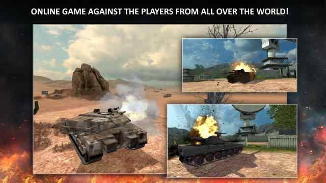 تحميل العاب حرب دبابات مجانا