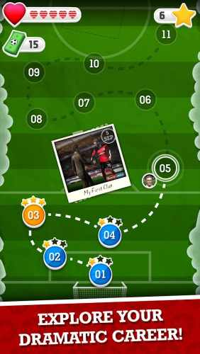 تحميل لعبه كرة القدم فيفا مجانا للأندرويد والايفون Score