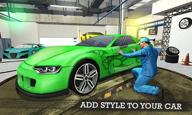تحميل لعبة ميكانيكي السيارات مجانا 2018 Car Mechanic