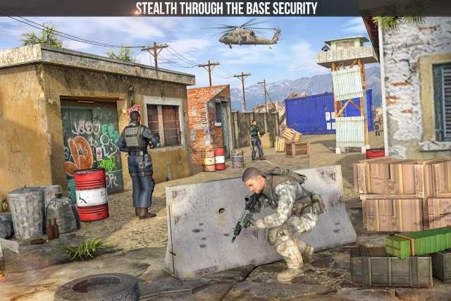 تحميل لعبة sniper للاندرويد