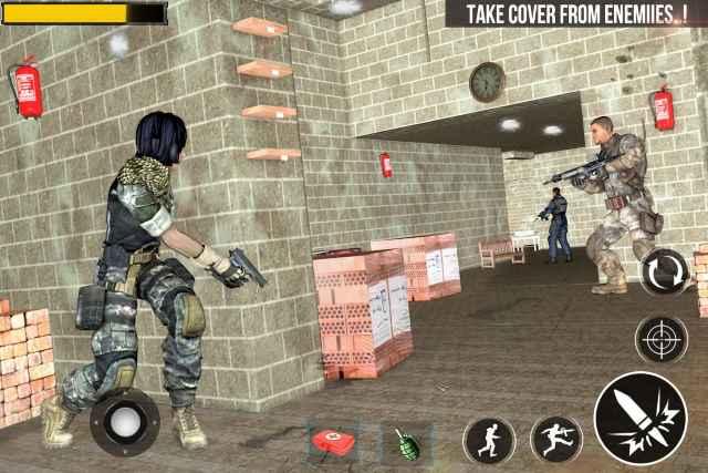تحميل لعبه قناص الجيش مجانا برابط مباشر Army Sniper
