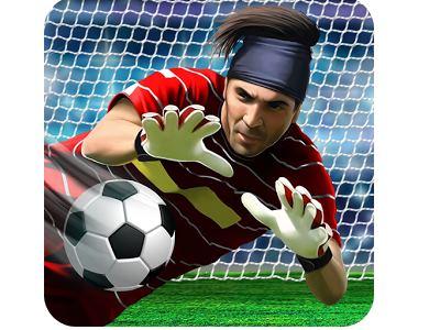 تحميل لعبة كره القدم فوتبول مجانا للموبايل Soccer Goalkeeper