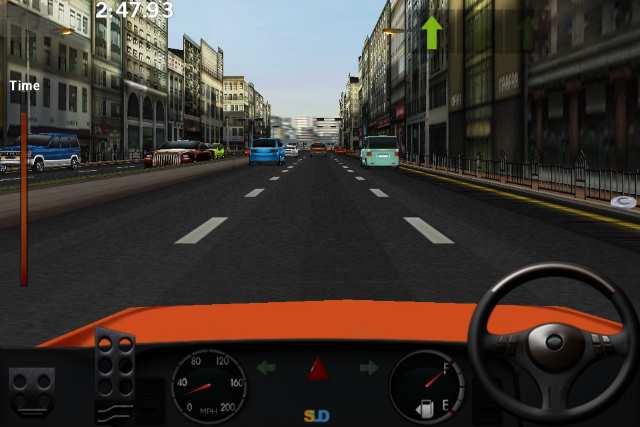 تحميل لعبة قيادة سيارة الاجرة من الداخل مجانا Dr. Driving