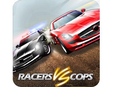 تحميل لعبة سيارات البوليس ضد اللصوص Racers Vs Cops