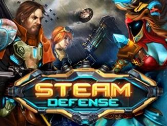 تحميل ألعاب استراتيجية كاملة للكمبيوتر لعبة الدفاع الاستراتيجي Steam Defense