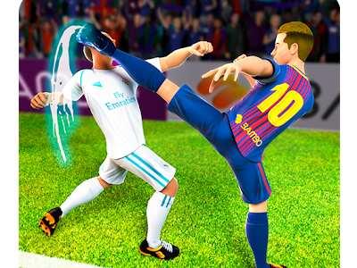 تحميل لعبة كرة القدم للموبايل بدون نت