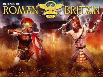 لعبة حرب الرومان القديمة