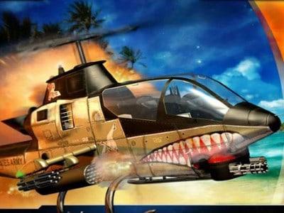 تحميل العاب حرب طائرات هليكوبتر عسكرية للكمبيوتر Helicopter