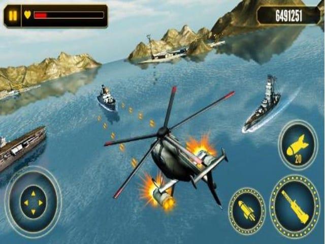 كيفية تحميل لعبة حرب الطائرات