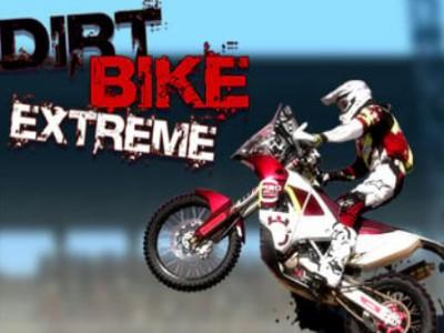 تحميل لعبة سباق الدراجات النارية الجبلية للكمبيوتر Dirt Bike Extreme
