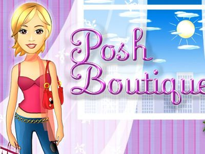تحميل العاب تلبيس بنات للكمبيوتر لعبة بوش بوتيك Posh boutique