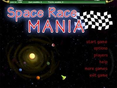 تحميل لعبة سباق التكاتك الفضائية للكمبيوتر Space Race Mania مجانا